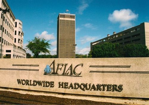 Aflac Headquarters Aflac Columbus Nostalgia