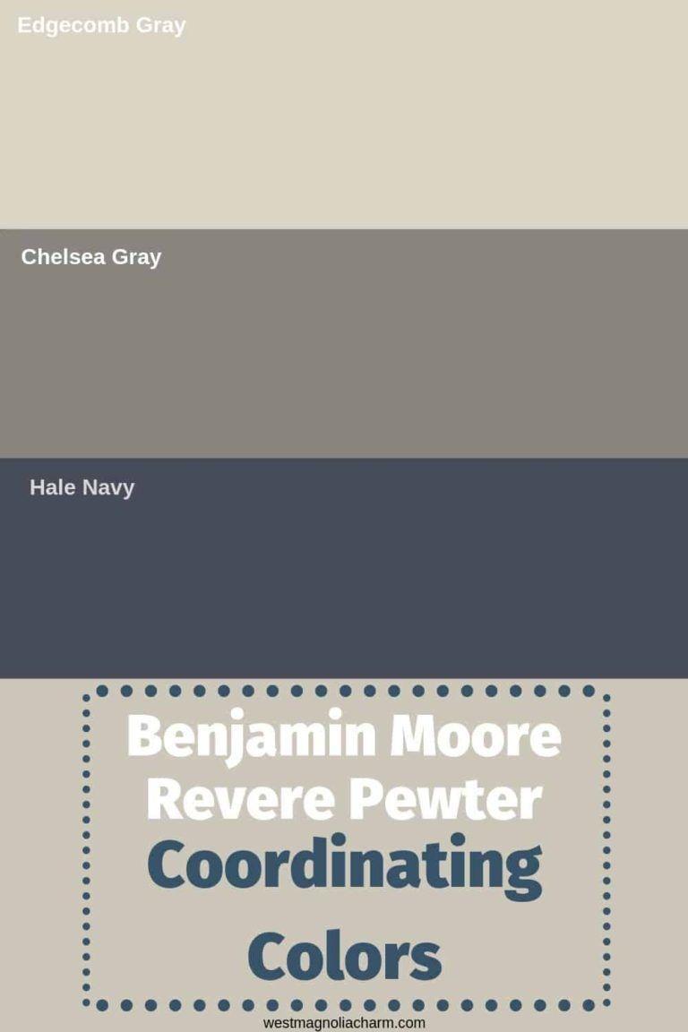 Benjamin Moore Revere Pewter Hc 172 Still A Favorite Gray Revere Pewter Coordinating Colors Revere Pewter Benjamin Moore Revere Pewter