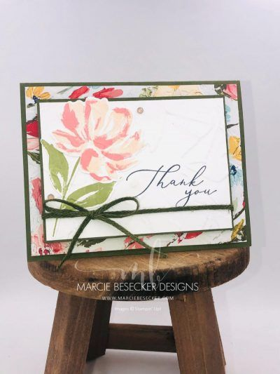2021 January Mini Catalog SNEAK PEEK -Stampin Up -