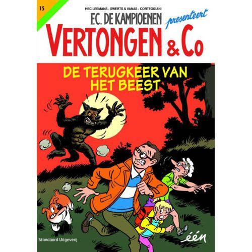 Vertongen & Co: De terugkeer van het beest - Hec Leemans en Swerts & Vanas