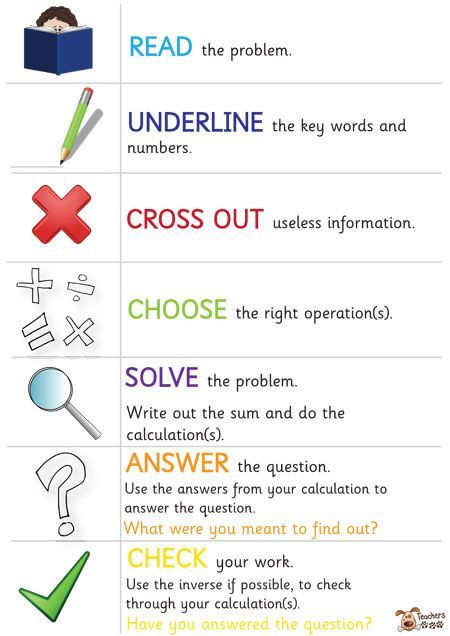 teacher s pet problem solving check list classroom  teacher s pet problem solving check list classroom display resource eyfs ks1 maths