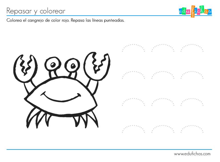 Colorear Dibujos Ninos 3 Anos: Actividades Para Niños De 2 Años. Descarga Fichas Gratis