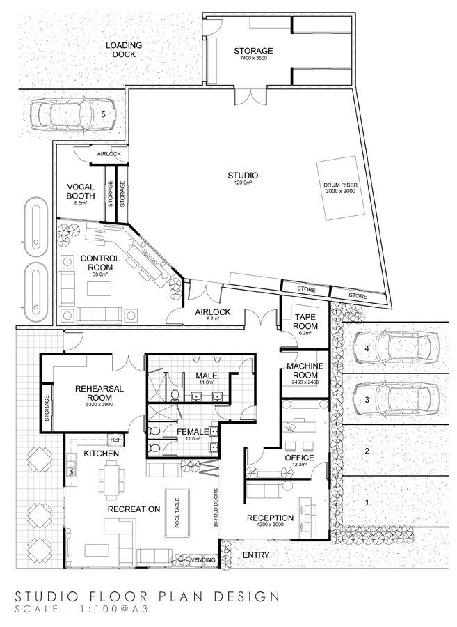 riser room plan