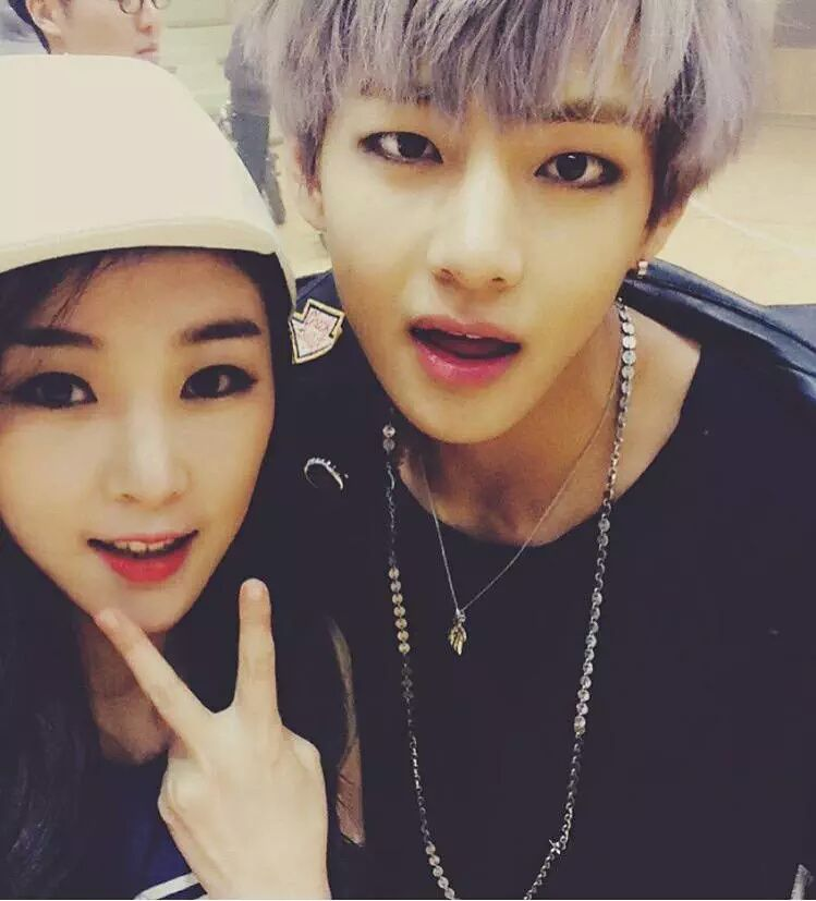 Bts v dating the girl in war of hormones