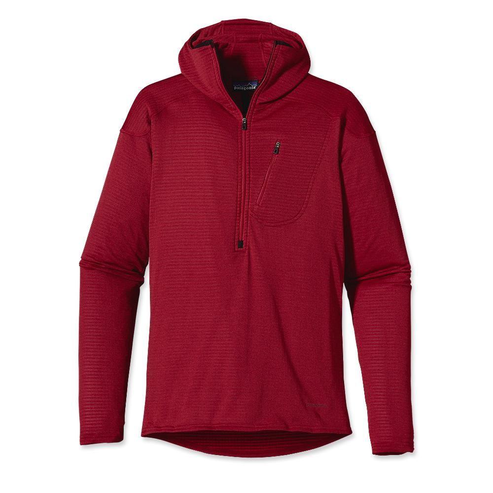 Patagonia Men s Capilene® 4 Expedition Weight 1 4-Zip Hoody  429910517232