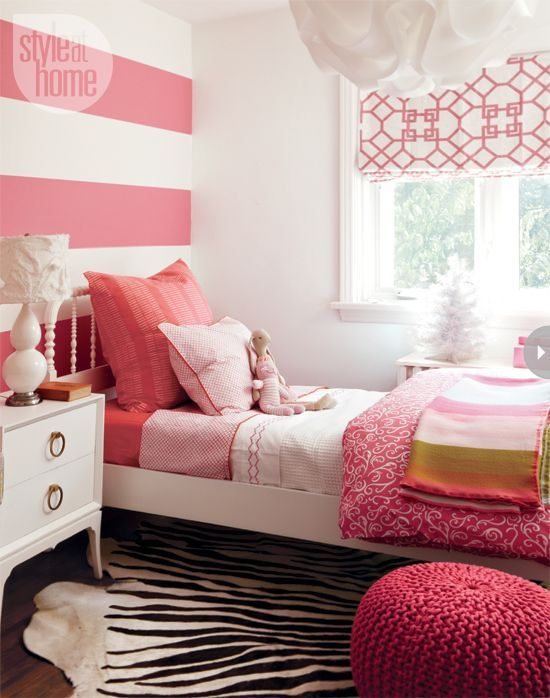 18 Diy Room Decor Ideas For Crafters: 18 Cute Pink Bedroom Ideas For Teen Girls
