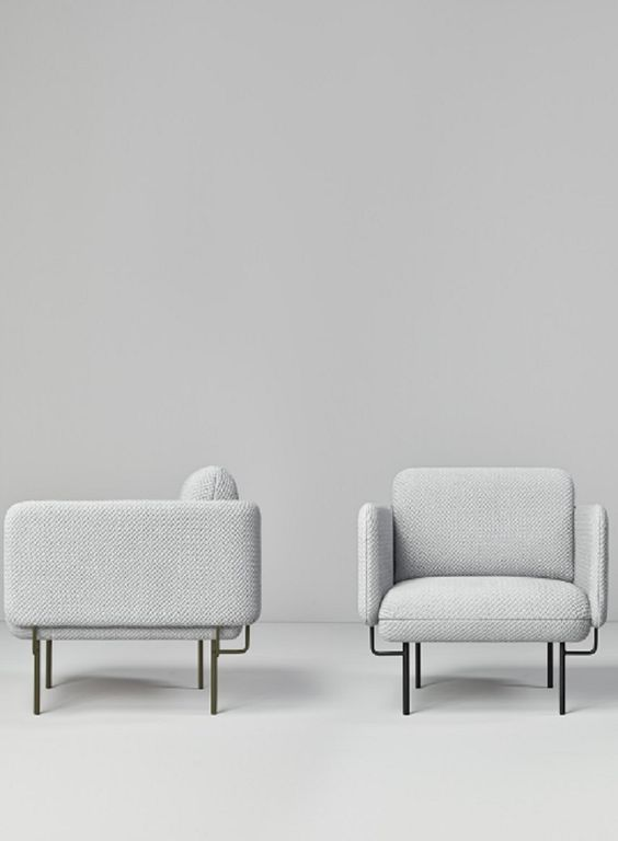 Gustavo Bittencourt MOBILIARIO ° furniture Pinterest - butacas modernas