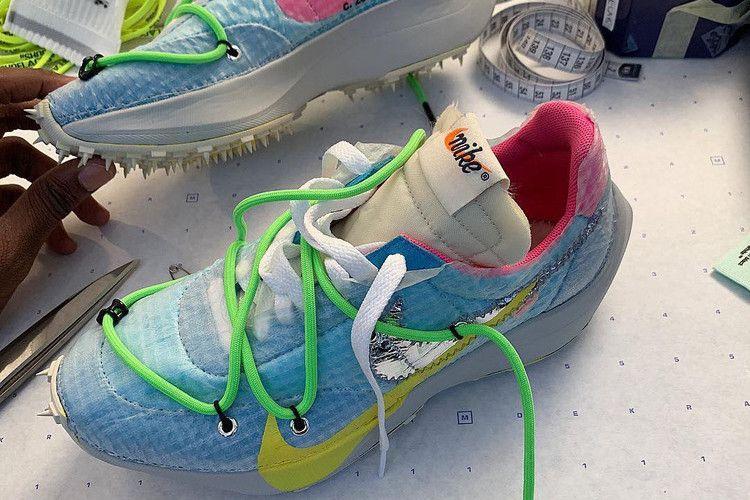 x Nike 全新聯乘 Vapor Street 實物