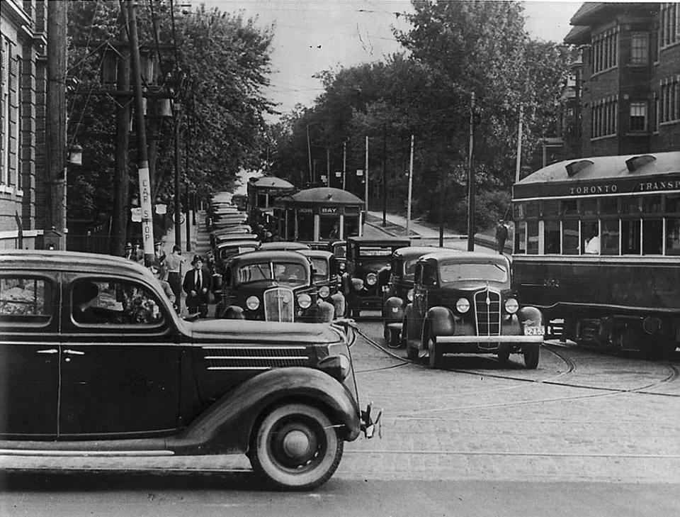 Top 20 Photos from Toronto\'s History   Toronto