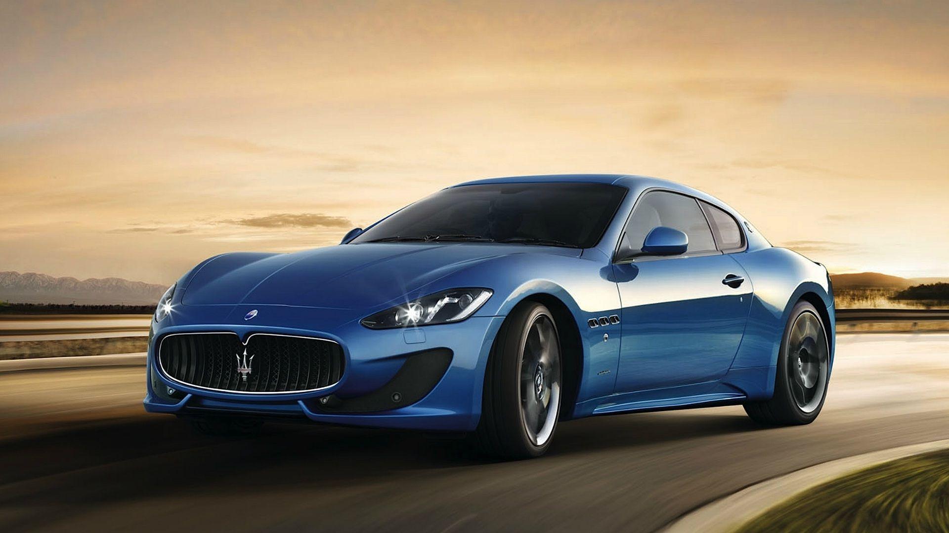 Gran Turismo Sport Iphone Wallpaper: Maserati Granturismo, Maserati
