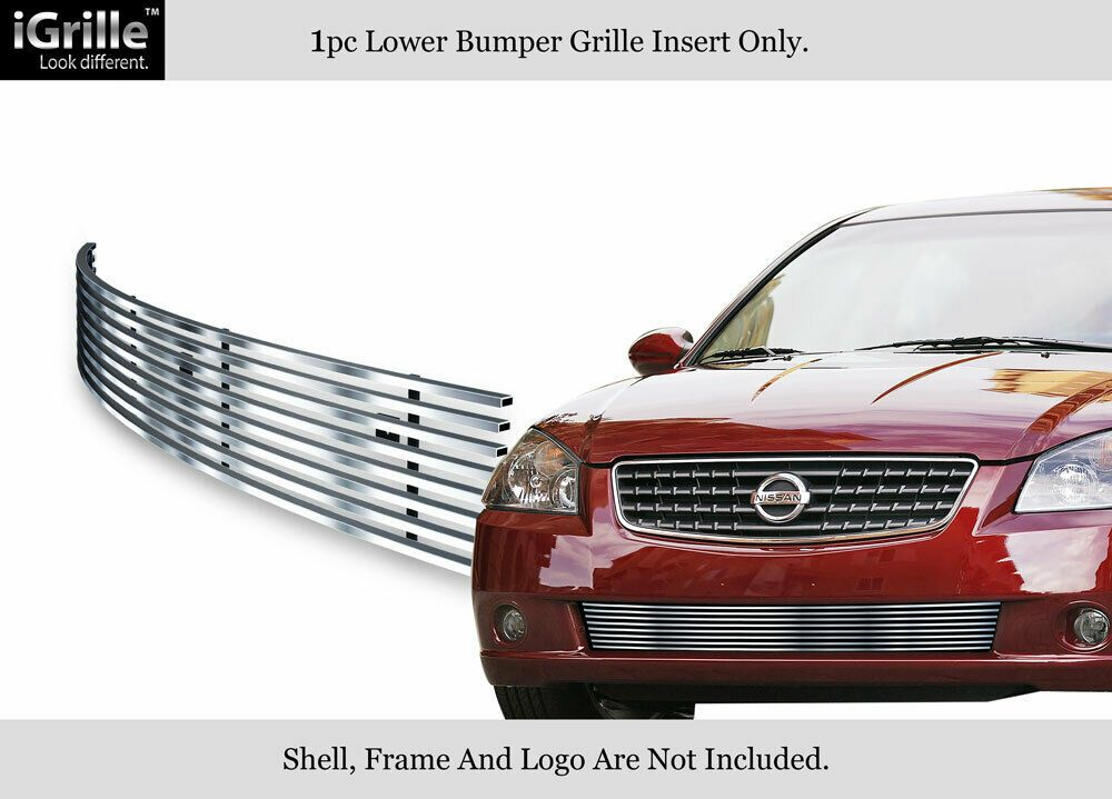 Details about Fits 20052006 Nissan Altima Stainless Steel