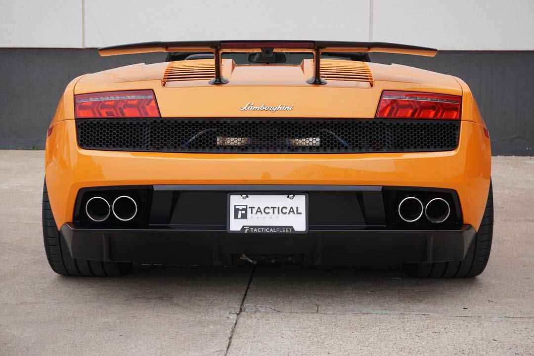 Lamborghini Calls The 2012 Lamborghini Gallardo Lp 550 2 Spyder A