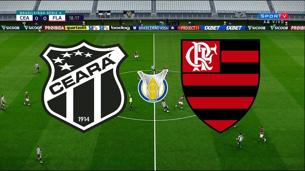 Assista Agora Ceara X Flamengo Ao Vivo Na Tv E Online Brasileirao Serie A Em 2020 Flamengo Ao Vivo E Online Ceara