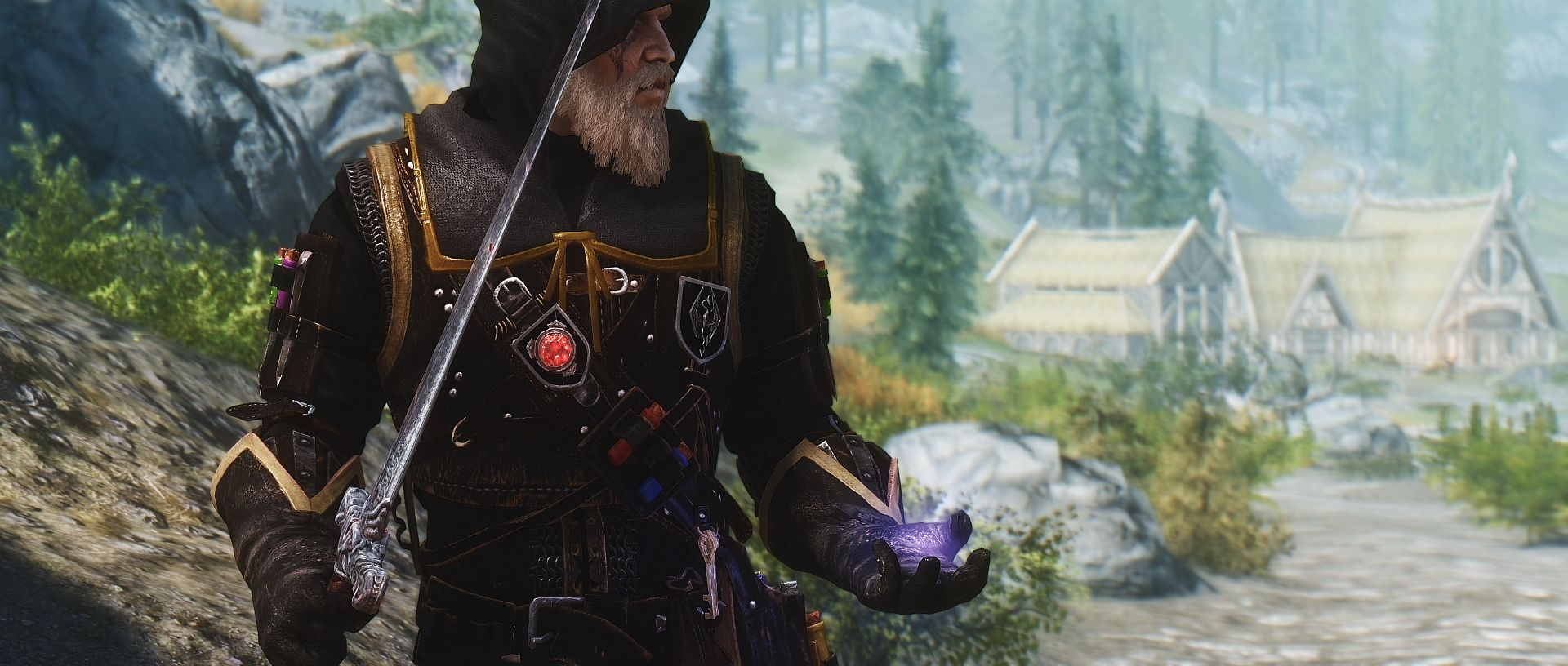 skyrim immersive armor list