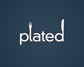 45 Effective Use of Spoon,Fork and Knife in Logo Design | Logos ...