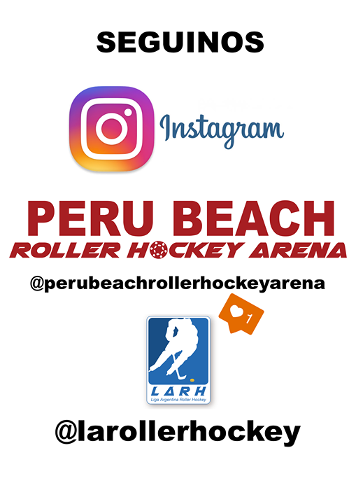 Seguinos en Instagram @larollerhockey - http://ift.tt/1HQJd81