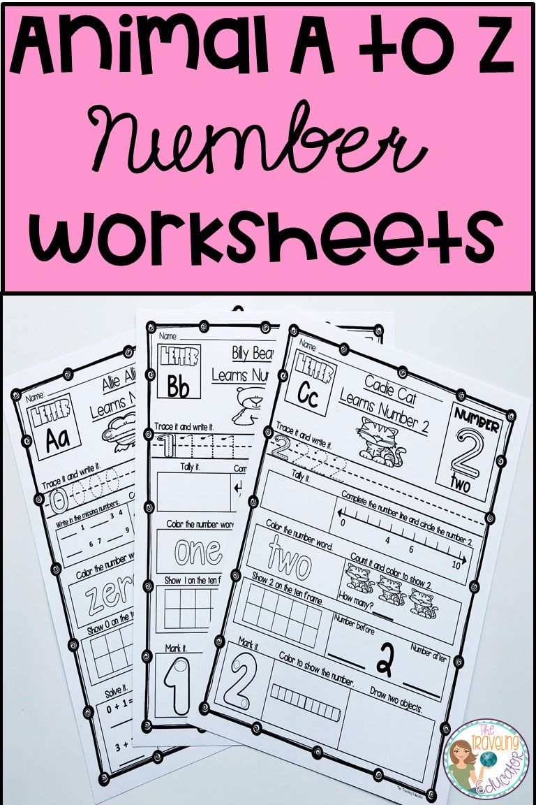 Number Worksheets 1 20 Math Activities Elementary Learn Handwriting Number Worksheets [ 1152 x 768 Pixel ]