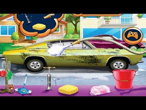cars wash car wash games for kids video for children