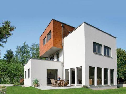bien-zenker Exklusiv 167 im Überblick  Einfamilienhaus Nettogrundfläche nach DIN 277:  ab 166,00 m2 *