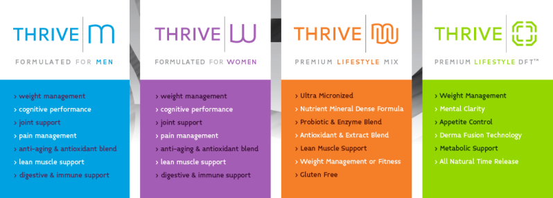 Live, look, and feel Ultra Premium like never before!  Results from the THRIVE Experience are high impact, and can slightly differ for everyone – depending on which areas of your lifestyle need the most help – and depending on your 8 week goal. Whether your goal is to lose weight, get in the best shape of your life, or simply be the best you can be, the THRIVE 8 Week Experience will get you THRIVIN' in all areas of your life!