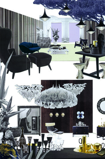 History + Elegance | Four Trend Worlds | Ambiente 2015 | trade fair for home goods |