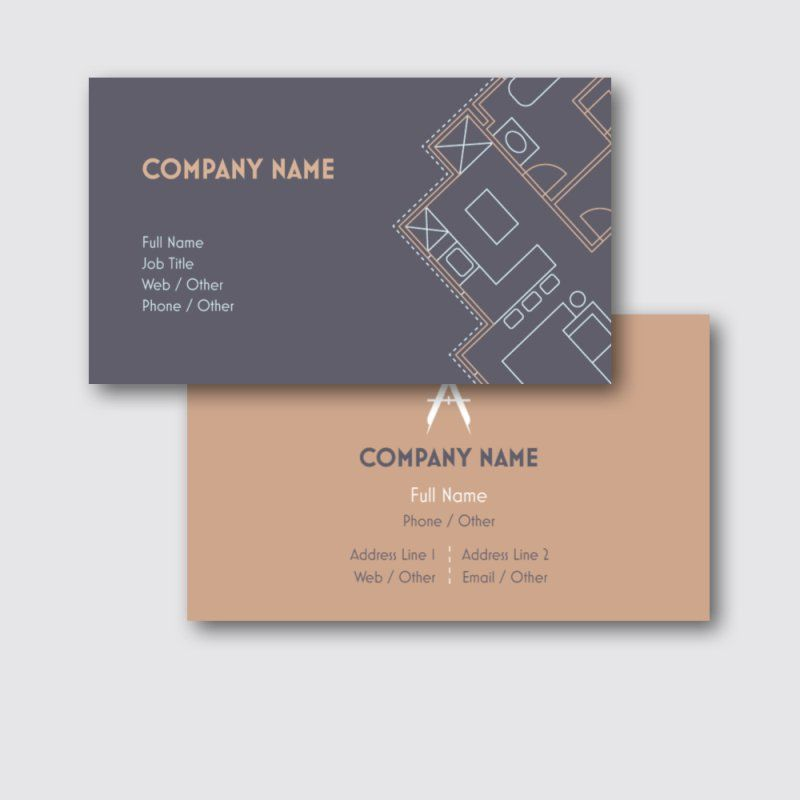 Affordable Standard Business Cards Custom Standard Business Cards Page 28 Vistaprin Business Cards Creative Visiting Card Design Architecture Business Cards
