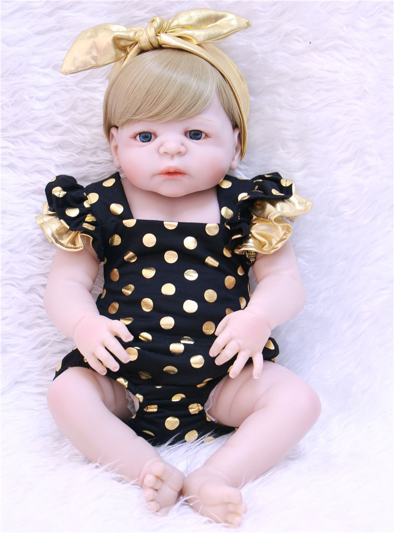 d2a84003a Real full body silicone reborn baby dolls Toys 22