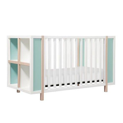 Bingo 3-In-1 Convertible Crib + Storage | CUNAS BEBE | Pinterest ...