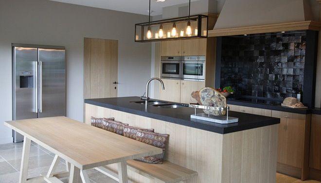 1000  ideeën over modern landelijke keukens op pinterest ...