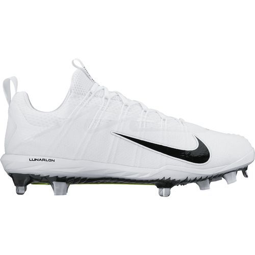 Nike Men\u0027s Vapor Ultrafly Elite Baseball Cleats (Racer Blue/White/Photo  Blue/Volt, Size 11.5) - Adult Baseball Shoes at Academy Sports | Baseball  cleats, ...