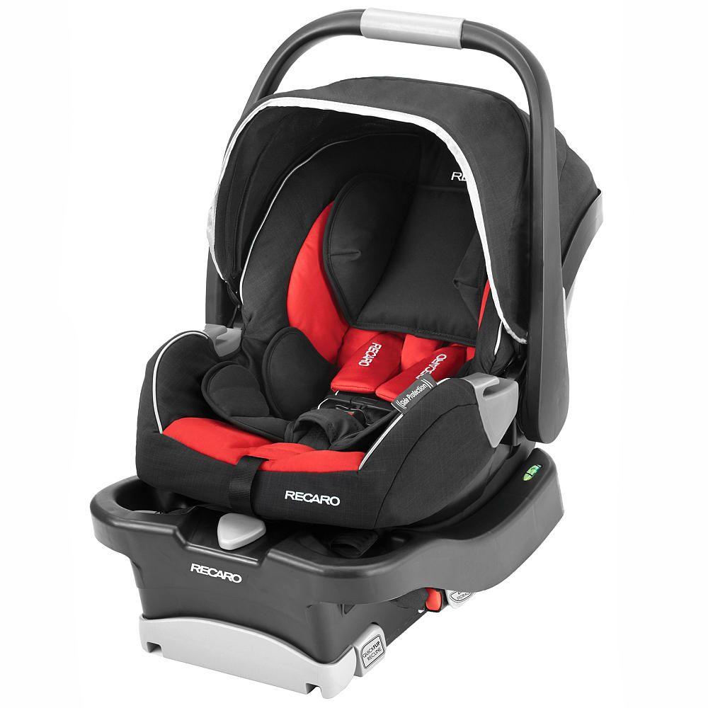 RECARO Performance Coupe Infant Car Seat Scarlet Recaro