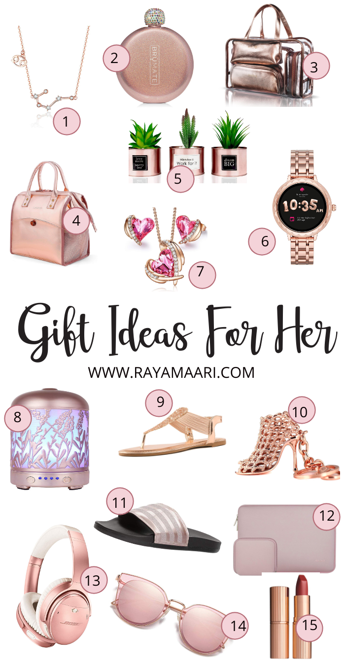 60 Cheap And Affordable Christmas Gift Ideas For Her