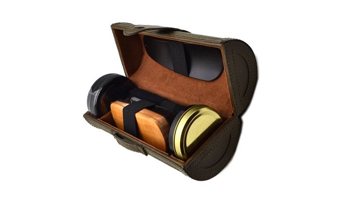 Shoe Care Tool Kit Outdoor - AED 59.00  https://goo.gl/1Zo4j8  #ZAgifts #Dubai #Deals