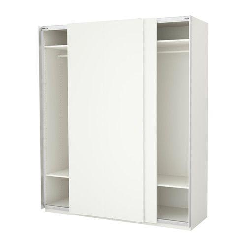 Pax Wardrobe White Hasvik White In 2018 Home Diys Pinterest
