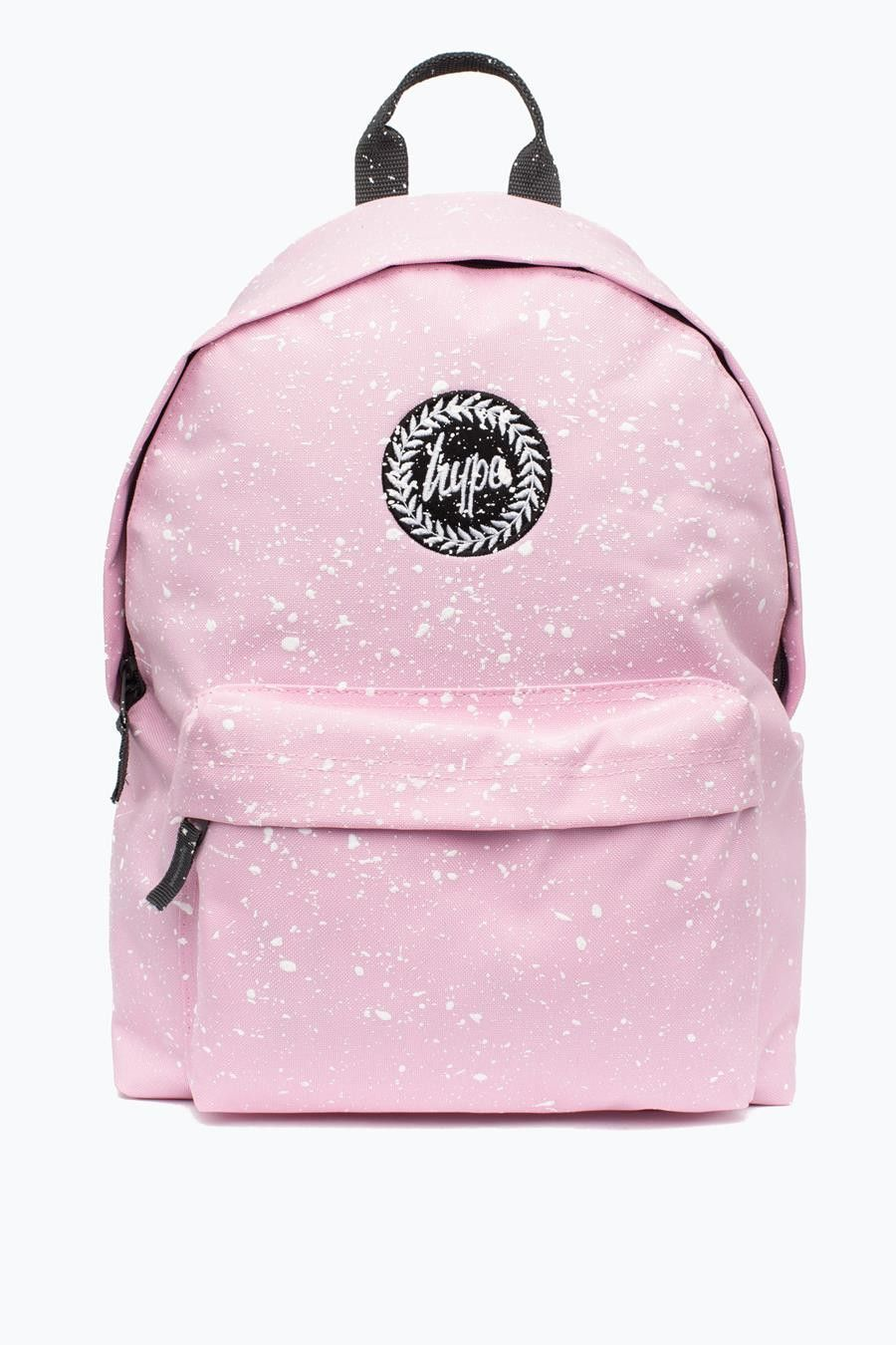f86d5da7ac Hype Baby Pink With White Backpack  pinkfashionbackpacks