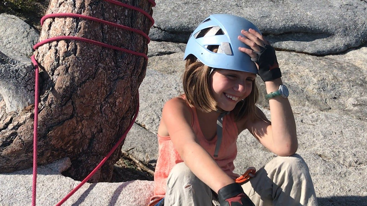 10 Year Old Makes History As Youngest To Summit El Capitan S Nose Videos From The Weather Channel Weather Com 10 Year Old Girl The Weather Channel Old Girl