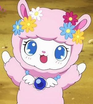Characters / Jewelpet Magical Green Jewelpets (With images ...