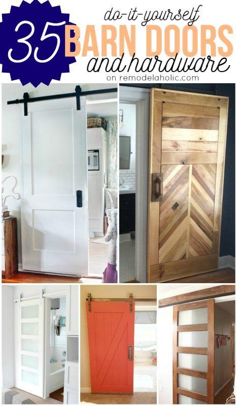 easy diy barn door track. Cheap \u0026 Easy DIY Barn Door Diy Track