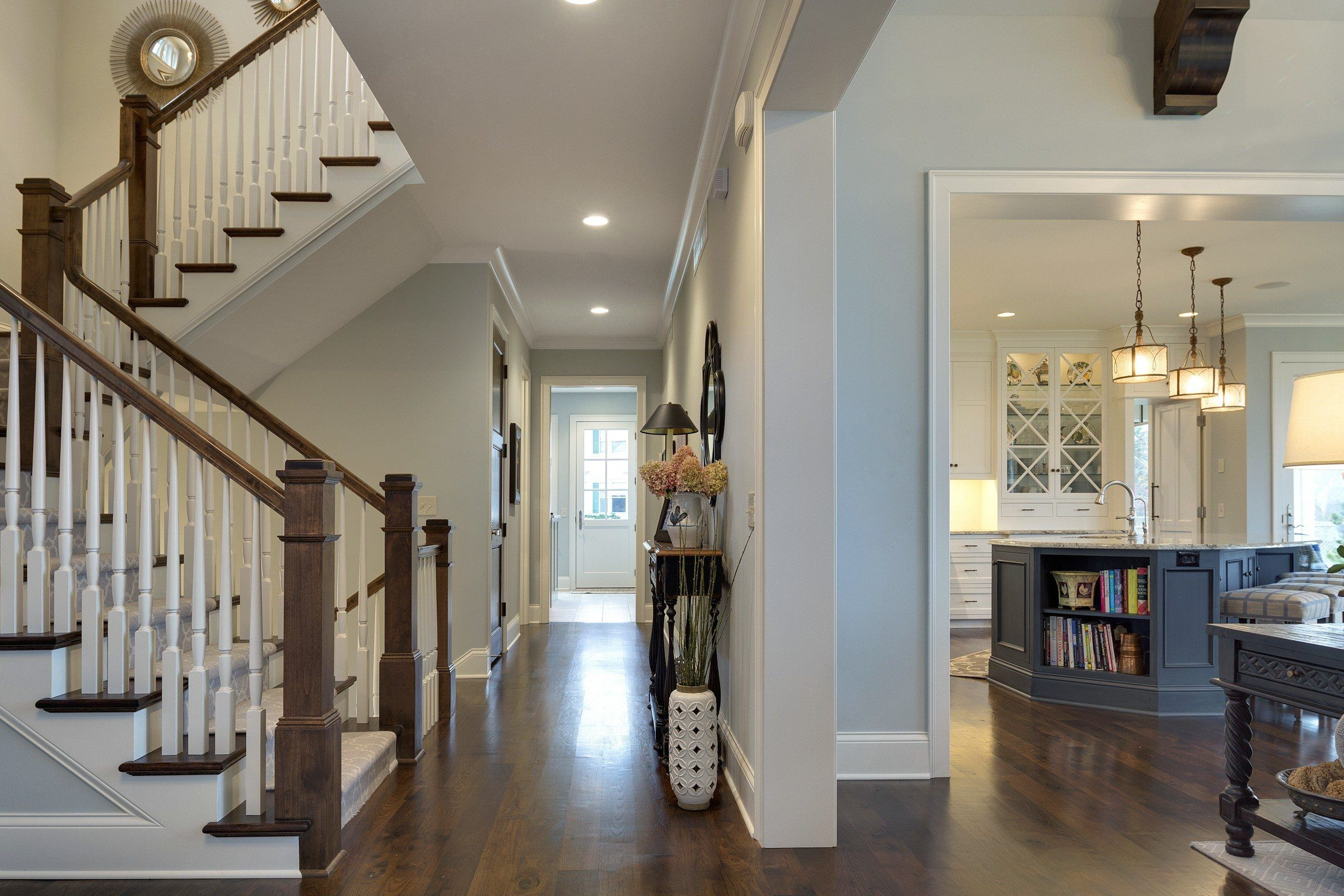 Stonewood LLC | Entry / Hall / Staircase | Pinterest