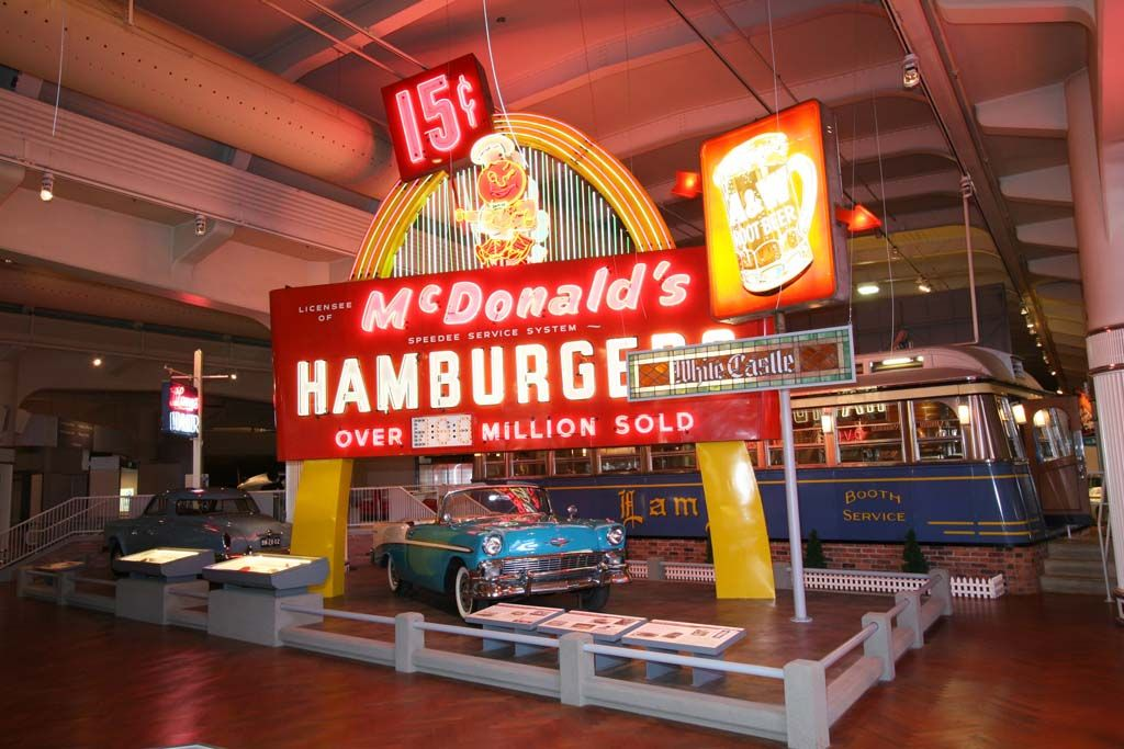 The Henry Ford Museum Reopens Its Vast Autos In America Exhibit