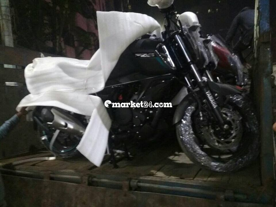 Yamaha Fzs V3 Available In Nahar Enterprise With Images