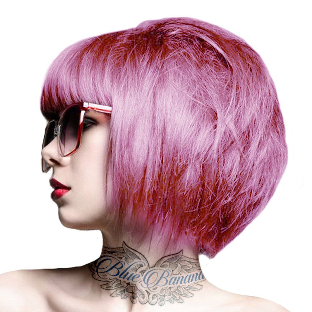 2 X Crazy Color Semi Permanent Hair Colour Dyes By Renbow 100ml