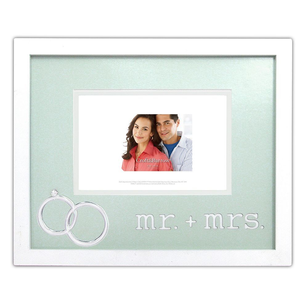 An elegant frame can protect & display your perfect moments ...