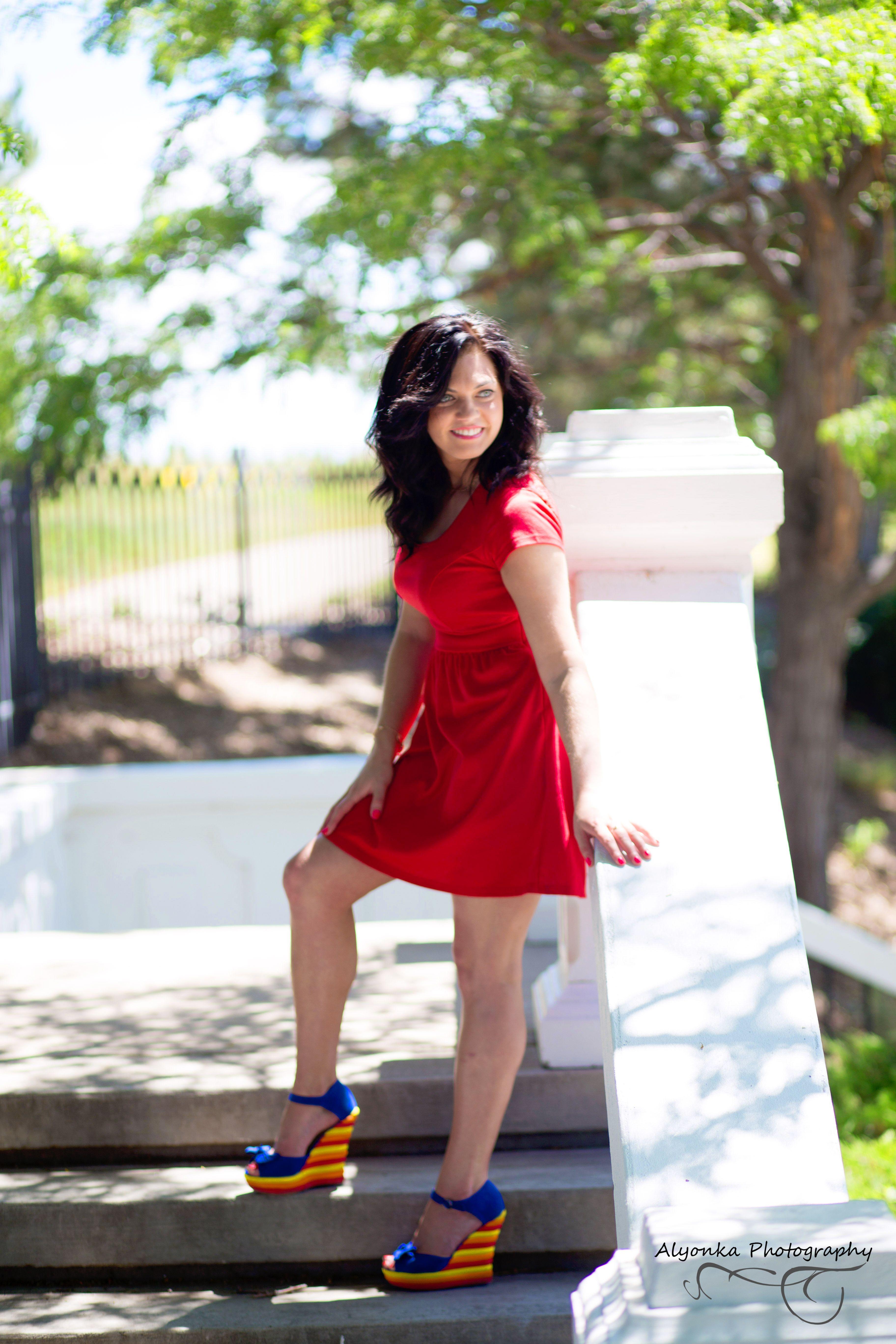 Belmar Park Lakewood Co Red Dress Summer Dresses Red Dress Dresses