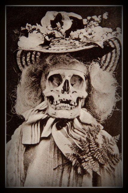 Halloween Magnet Skeleton Magnet Refrigerator Magnet Graveyard Scene