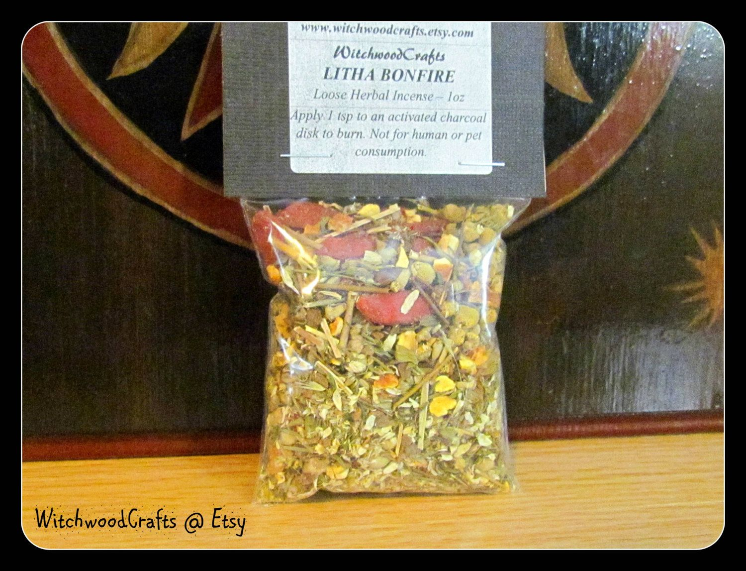 LITHA BONFIRE - Loose Incense Blend - Goji Berries Orange - Cinnamon - Pagan Wicca - Wiccan Witch - Ritual Witchcraft - Worship Altar Shrine by WitchwoodCrafts on Etsy https://www.etsy.com/uk/listing/287118769/litha-bonfire-loose-incense-blend-goji