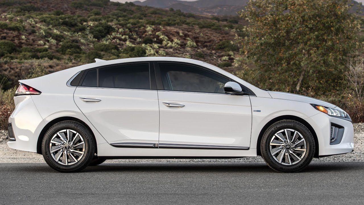 2020 Hyundai Ioniq Electric Hyundai Hyundai Cars Electricity