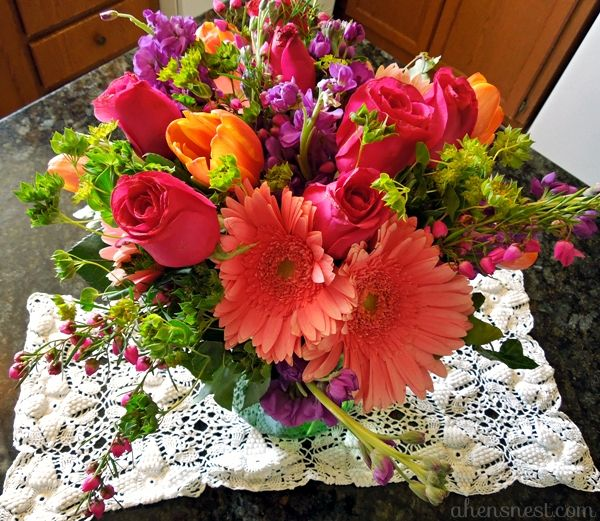 FTD Flowers Bouquets For Mothers Day It Was My First Time Getting In The