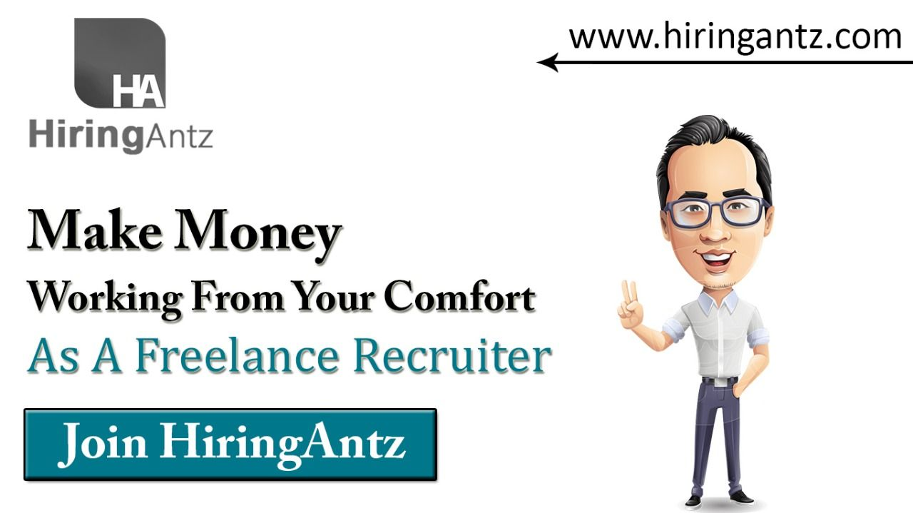 Freelance Recruiter Jobs In Singapore Work Life Balance And Potential Possibilities In 2020 Recruitment Working Life Work Life Balance