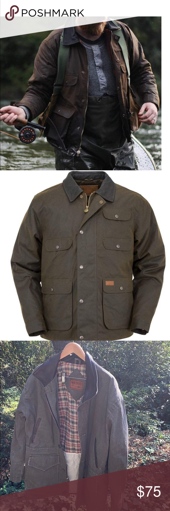 Outback Trading Co Ltd Overlander jacket Urban